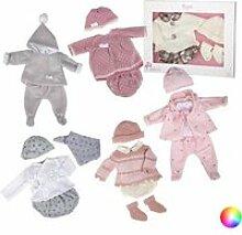Vêtements de poupée reborn arias (45 cm)