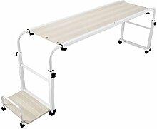 VEVOR Table de Lit Réglable Table de Chevet