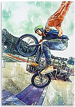 vga Impression sur toile « BMX For Life Extreme»