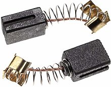 vhbw 2x balai de charbon pour moteur électrique 6