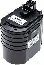 vhbw batterie remplace Bosch 2607335192,