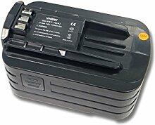 vhbw Batterie remplacement pour Festo/Festool