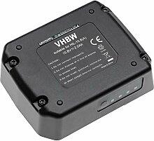 vhbw Batterie remplacement pour Hilti B 12/2.6, B