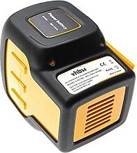 vhbw Batterie remplacement pour McCulloch