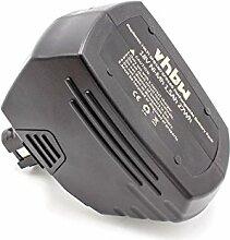 vhbw NiMH batterie 1500mAh (18V) pour outil