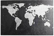 vhg8dweh Puzzles 1000 pièces,Carte du Monde,