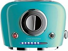 Viceversa VV50053 TIX Grille-pain Turquoise