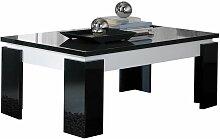 VICTORIA - Table Basse Rectangulaire