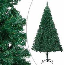 vidaXL Arbre de Noël artificiel avec branches