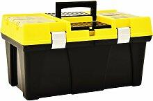 Vidaxl - Boîte à outils Plastique 595x337x316 mm