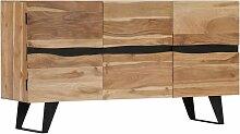 Vidaxl - Buffet 150 x 40 x 79 cm Bois d'acacia