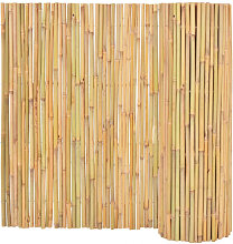 vidaXL Clôture Bambou 300 x 100 cm