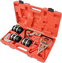vidaXL Kit d'outils d'entretien de segment
