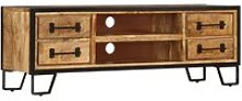 vidaXL Meuble TV avec tiroirs 120 x 30 x 40 cm
