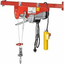 Vidaxl - Palan électrique 500 W 100/200 kg
