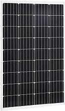 vidaXL Panneau solaire 120W Monocristallin