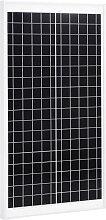 vidaXL Panneau solaire 30 W Polycristallin
