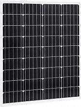 vidaXL Panneau solaire 80 W Monocristallin