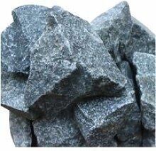 Vidaxl pierres pour sauna 15 kg 50244