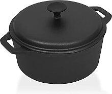 vidaXL Pot Marmite Pot de Cuisson Grill Camping