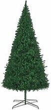 vidaXL Sapin de Noël artificiel 400 cm Vert