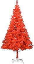 VidaXL Sapin de Noël artificiel avec support