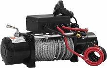 Vidaxl - Treuil électrique 12 V 5909 kg