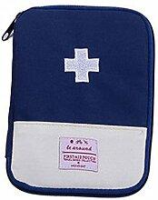 Vide Grand Premier Secide Kit Médicaments Camping