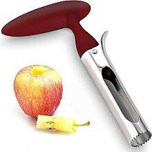 Vide-pomme BelleLife, le vide-pomme est en acier