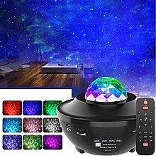 Vidéo Projecteur LED, Veilleuse étoile Lampe de