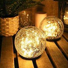 Viitech Lampion Solaire Exterieur, Lanterne