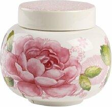 Villeroy & Boch Rose Cottage Sucrier, 360 ml,
