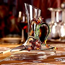Vintage Carafe à Décanter Exquis Vin Carafe à
