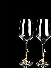 Vintage Ensemble De Décanteurs Moderne Vin Carafe