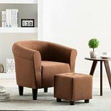 Vintage Fauteuil Chaise Confortable - Fauteuil et