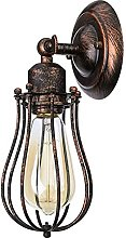 Vintage intérieur E27 Lampes murales, lampe de