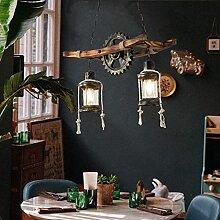 Vintage Lampes Suspendues Salle Manger Lampe