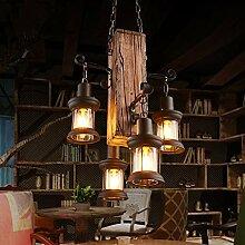 Vintage Lampes Suspendues table à manger Lampe