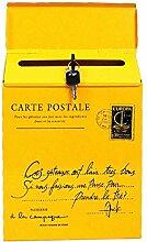 Vintage rétro Mont Mount Boîte aux lettres Mail
