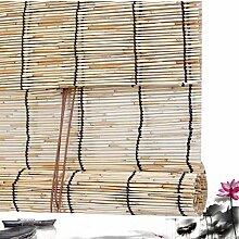 Vintage Rideau en Roseau Stores en Bambou Store à