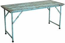 VINTAGE - Table/console pliante