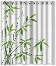 Violetpos Rideau de douche Motif décoratif