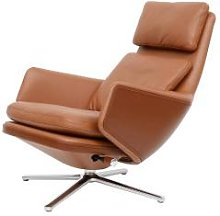 VITRA fauteuil pivotant GRAND RELAX (H 482 mm -