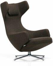 VITRA fauteuil pivotant GRAND REPOS (Noix de
