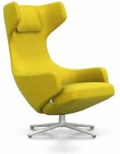 VITRA fauteuil pivotant GRAND REPOS (Yellow
