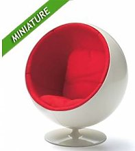 VITRA MINIATURES COLLECTION (Ball Chair - -)