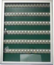 Vitrine à 96 touches pour armoire Alubox _0