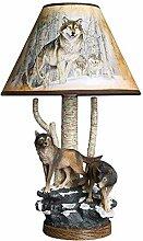 VIVIANE Lampe de Table décorative Animal Résine