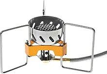 VIVILIAN Cuisinière à gaz portable de camping -