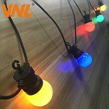 VNL — Guirlande lumineuse multicolore G50,